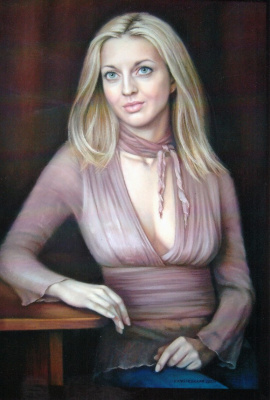 Galina Petrovna Khmelevskaya. Natasha