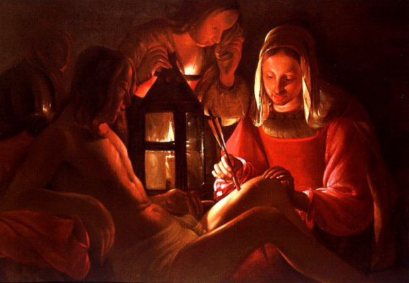 Georges de La Tour. Arrow
