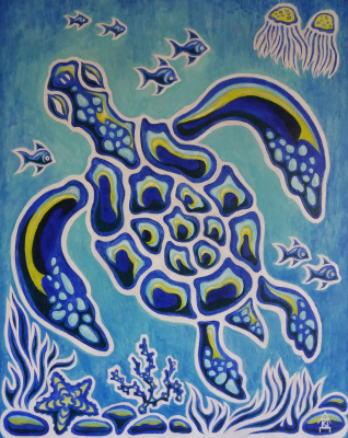 Vlad Kri. Turtle