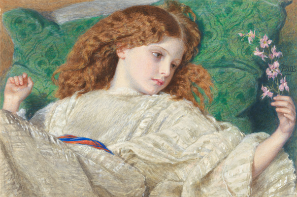 Frederick William Burton. Dreams
