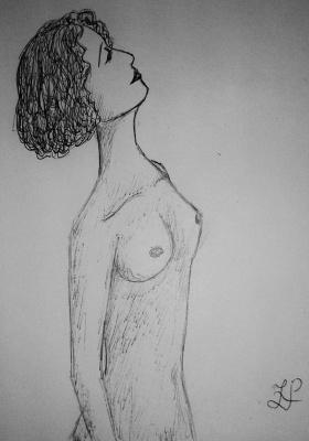 Zina Vladimirovna Parisva. Mademoiselle noir