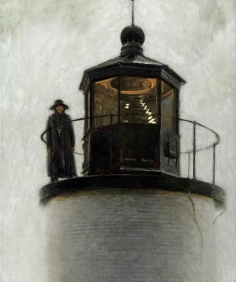 Jamie Wyeth. Lighthouse