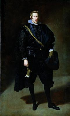 Диего Веласкес. Портрет Карла Австрийского