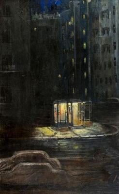 Yuri Ivanovich Pimenov. Night phones