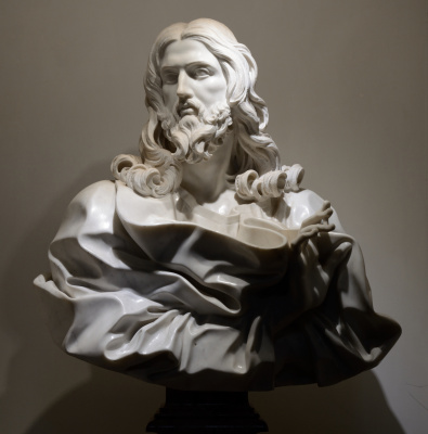Gian Lorenzo Bernini. The Savior