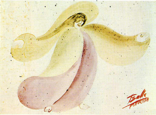 Giacomo Balla. Tenderness