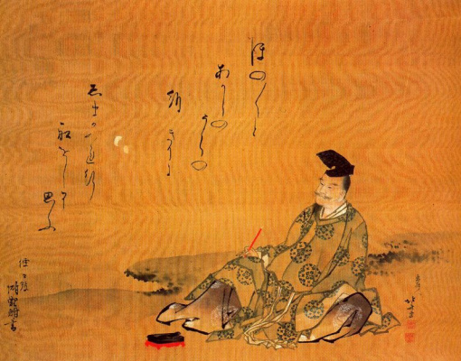 Кацусика Хокусай. Поэт