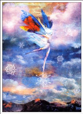 Грег Спаленка. Снежная фея