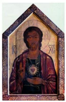 Михаил Львович Бойчук. Иису́с Христо́с.