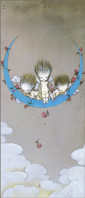 Yoshitaka Amano. Angels