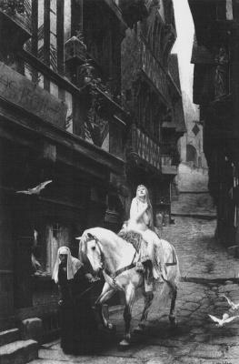 Jules Joseph Lefebvre. Lady Godiva