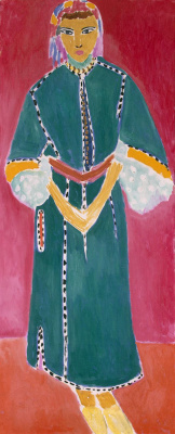 Henri Matisse. Standing Zora