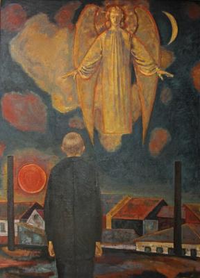 Mikhail Andreevich Savitsky. Nostalgia