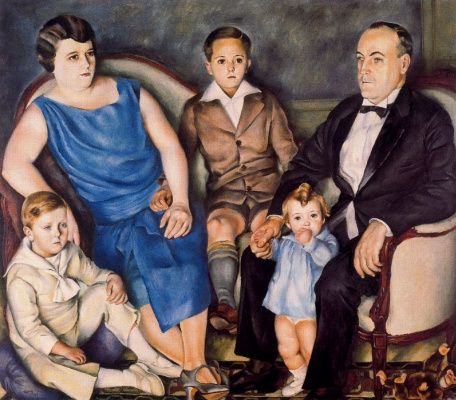 Хосе де Тогорес. Семья