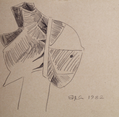Kandinsky-DAE. 20th century