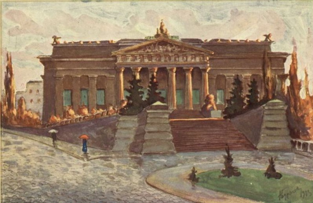Николай Григорьевич Бурачек. City Museum