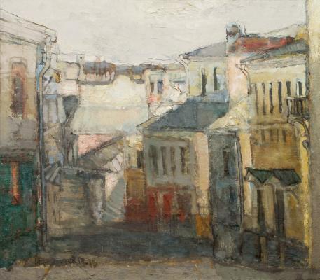 Igor Nikolaevich Ermolaev. Volkov Lane