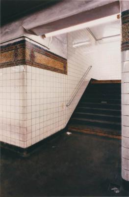 Даниэль Грин. Лестница