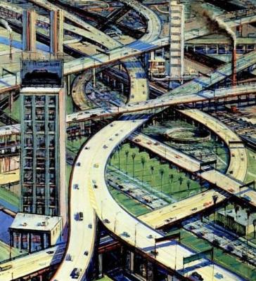 Wayne Thibaut. City highways