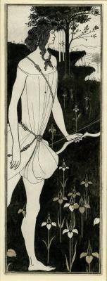 Aubrey Beardsley. Atalanta