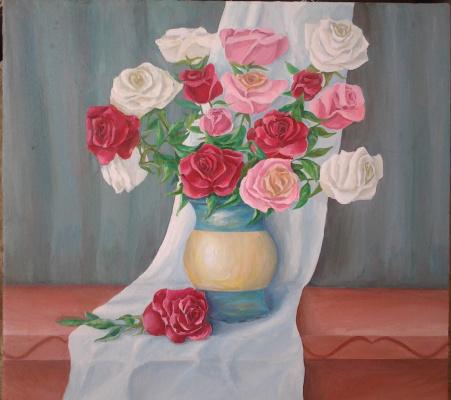 Mihran Mkrtumyan. Розы