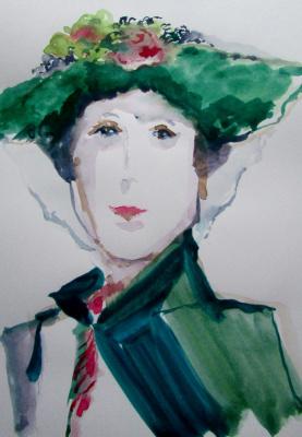 Maureen Tomaino. Виридиан Винтаж