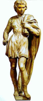 Микеланджело Буонарроти. Святой Прокл