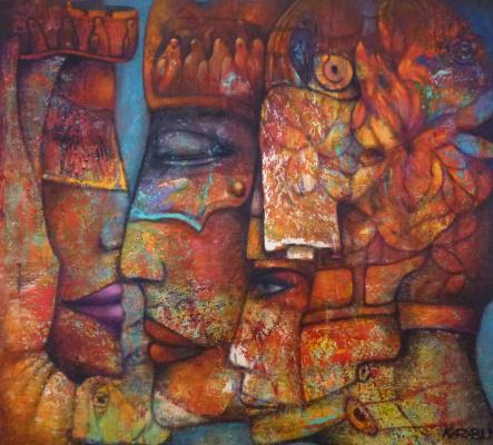 Андрей Караблин. Голуби мира