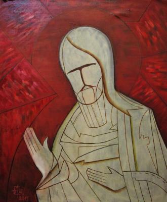 """Andrey Leonidovich Shepel. """"Saint John"""""""