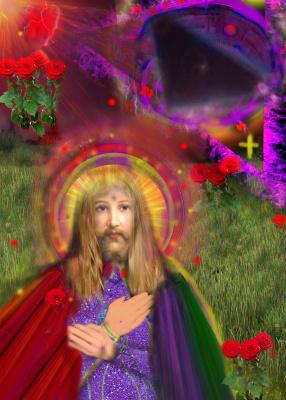 Alexander Tatarnikov. Diezel Sun, DiezelSun - spiritual creativity.