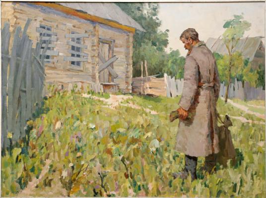 Николай Петрович Карякин. Возвращение