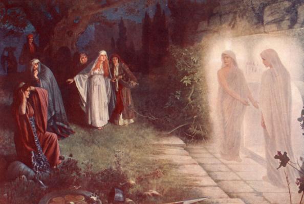 Воскрешение Морн