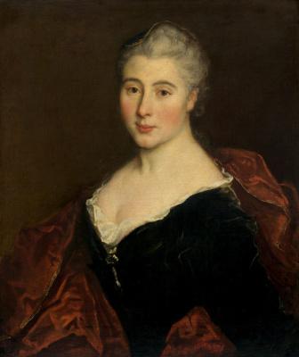 Antoine Watteau. Sylvia