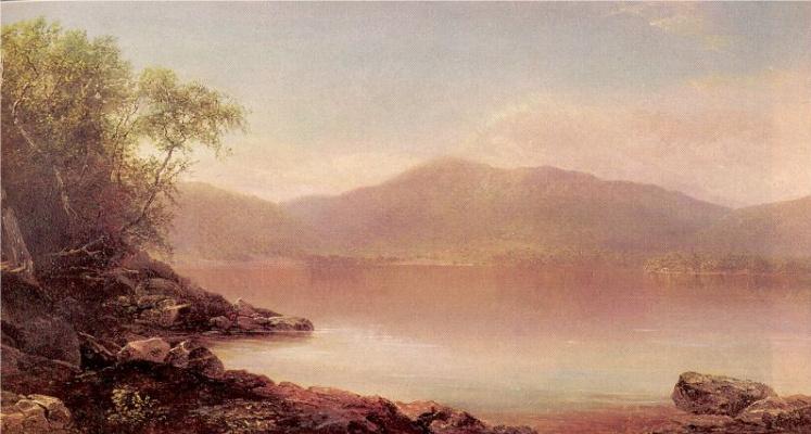 Гомер Мартин. Пейзаж