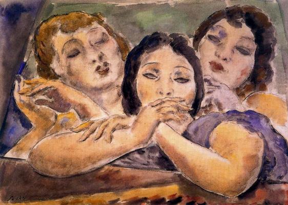 Arturo Souto. Three beauties