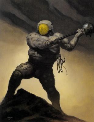 Джеральд Бром. Разрушающий шар
