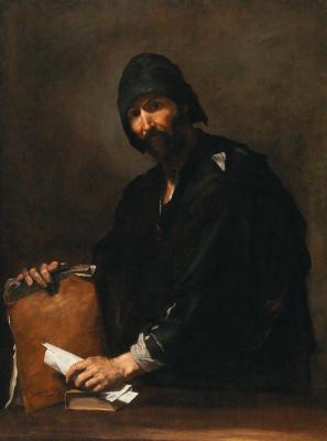 Портрет философа Гераклита