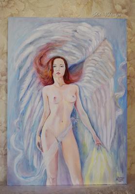Victoria Vladimirovna Korzheva. Angel
