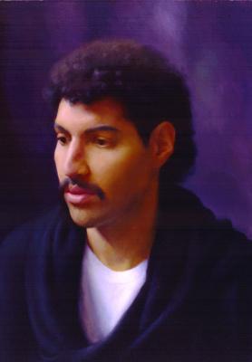 Мэри Минифи. Портрет Бена в профиль.
