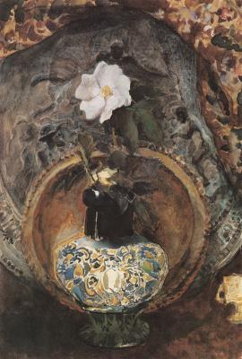 Mikhail Vrubel. Briar