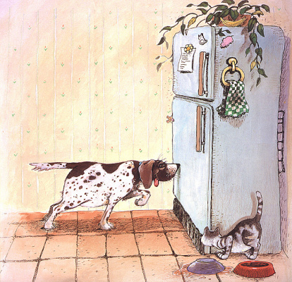Гэри Паттерсон. Холодильник