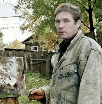 Борис Владимирович Федоров. Борис Федоров на пленэре.