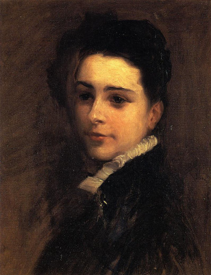 John Singer Sargent. Mrs. Charles Deering