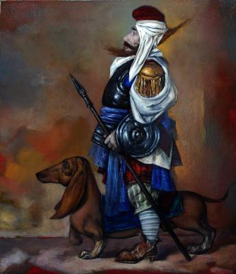 Арам Сафарян. На границе