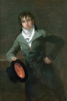 Франсиско Гойя. Портрет Бартоломе Суреда-и-Мизероль