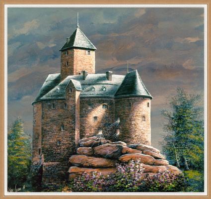 Карл Иллини. Замок Фалькенберг