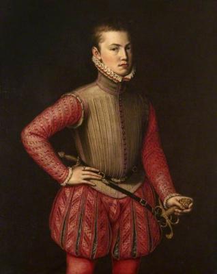 Хорхе де Ла Руа. Дон Хуан Австрийский