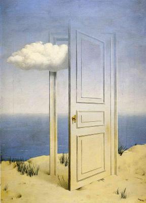 René Magritte. Victory