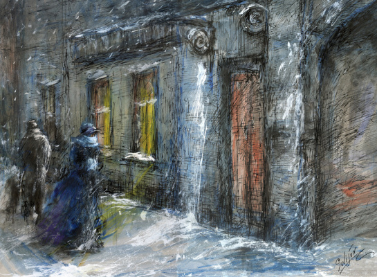 Salijon Mamatkulov. To the novels of Guy de Maupassant