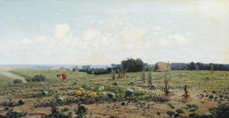 Joseph Evstafievich Krachkovsky. Melon. State Art Museum of Altai Krai, Barnaul